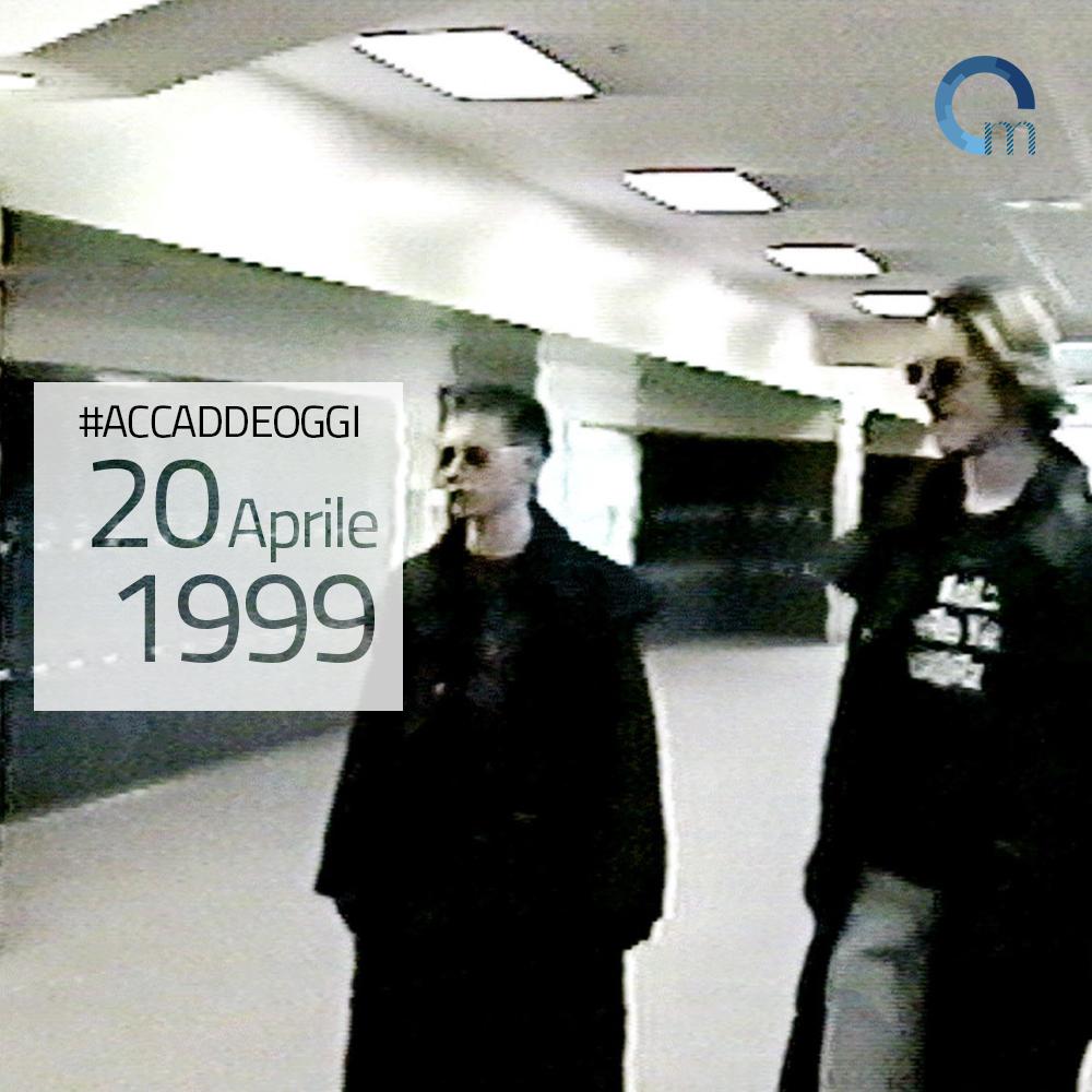 Colorado School Shooting 1999: Massacro Della Columbine