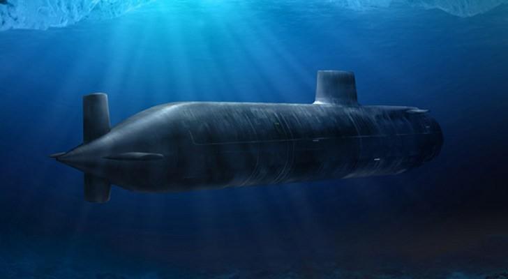 cinsottomarino supersonico
