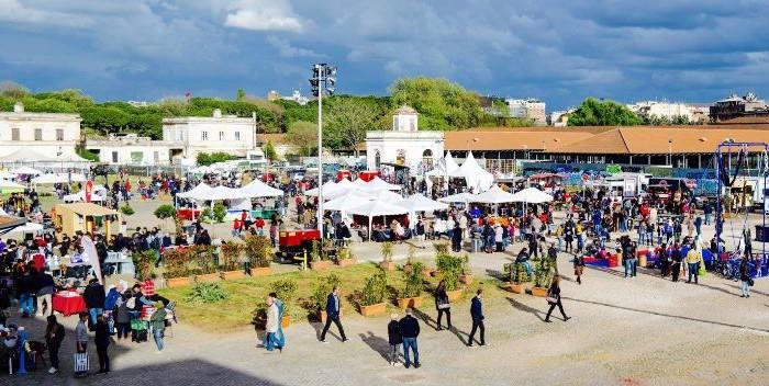roma, il di strada festival e lo sport