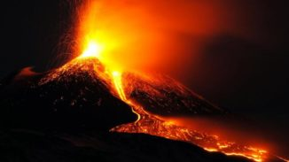 eruzione 2014 etna