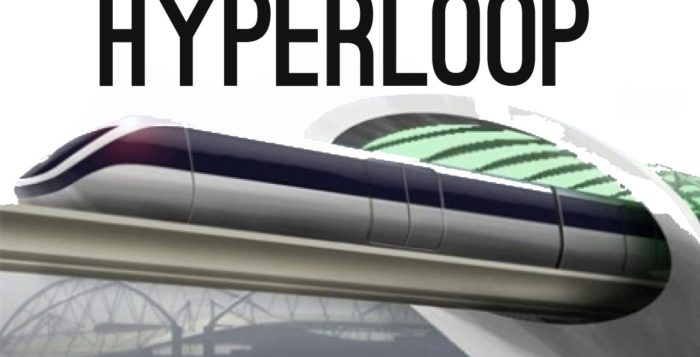 Hyperloop: 500km in soli 30 minuti