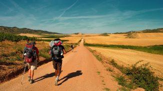 Viaggi sostenibili: l'arte di un cammino spirituale