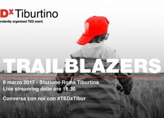 TEDx Tiburtino: pionieri e innovatori a nudo