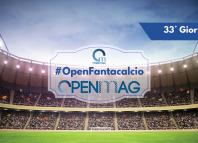 Open fantacalcio 33 giornata