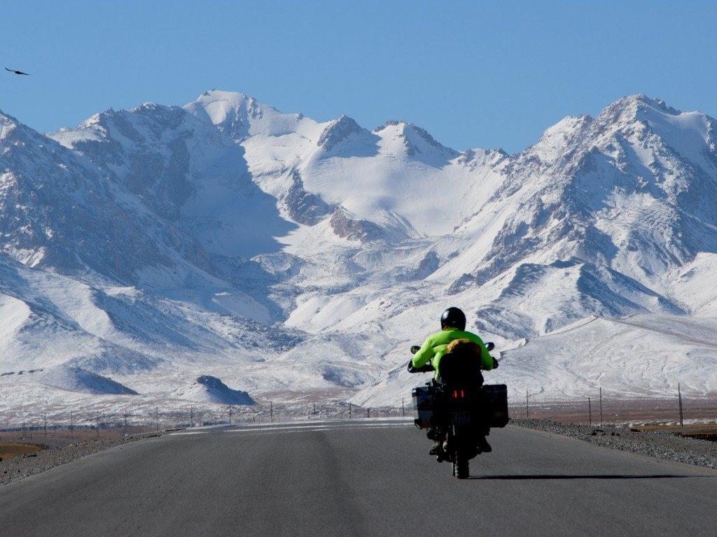 viaggiare in moto - tibet - mytravelife