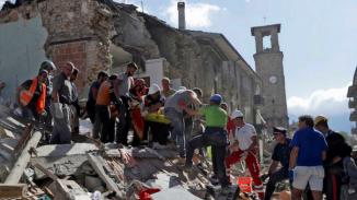 Il terremoto del centro Italia e la fragile resilienza della società
