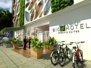 bio hotel ingresso