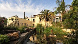 villa aranjaya a Catania