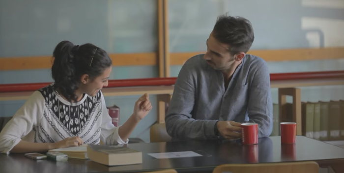 The Hello Experiment – A social study by Nescafé - YouTube