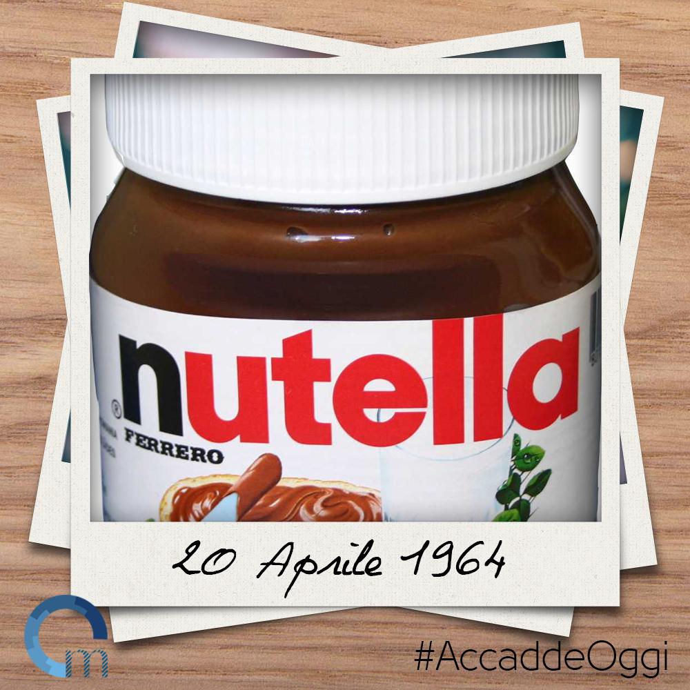 20 aprile, la Nutella è in commercio