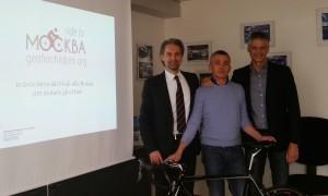 iniziativa Ride to Moscow