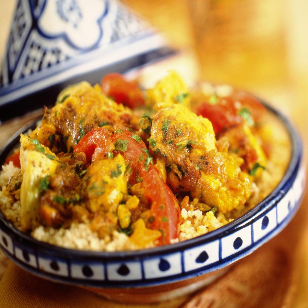 couscous- carne