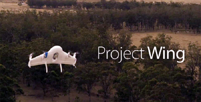 project-wing-google