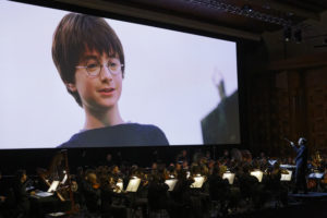 harry potter magia in concerto