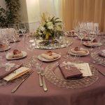 Cena all'IPSEOA nel passato di Roma il futuro del lavoro