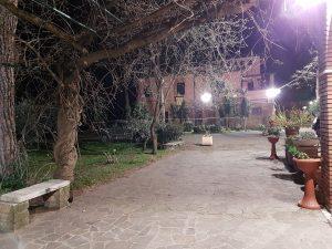 Cena all'IPSEOA nel passato di Roma il futuro del lavoro9