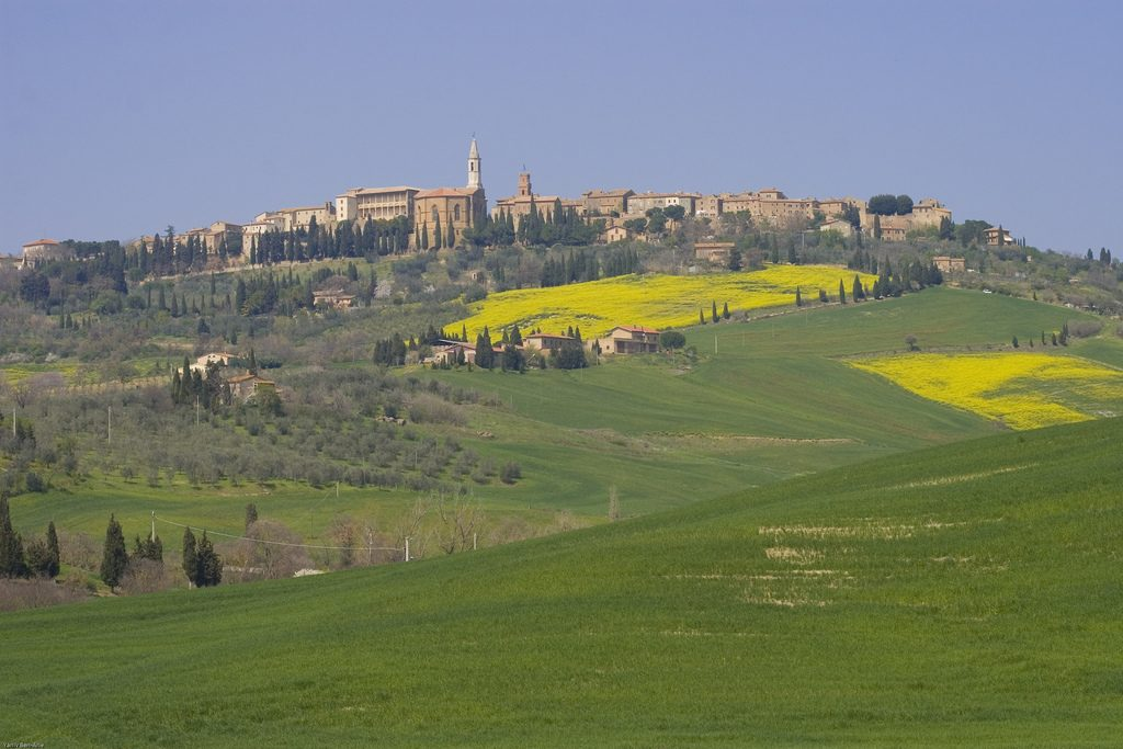 Pienza, splendida cittadina patrimonio Unesco