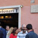 I Carbonari: la dichiarazione della legalità