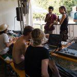 Dietro i palchi di Apolide Festival