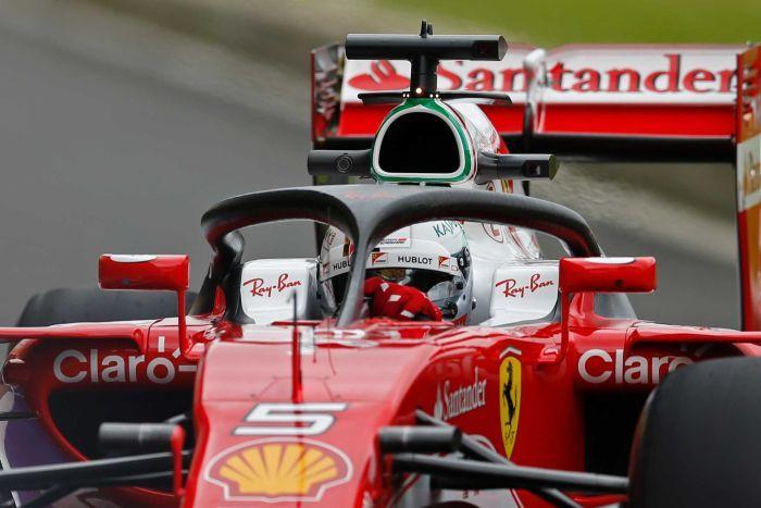 Formula 1: lotta Vettel-Hamilton tra incidenti e strategie
