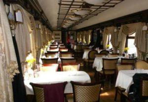 vagoni ristorante