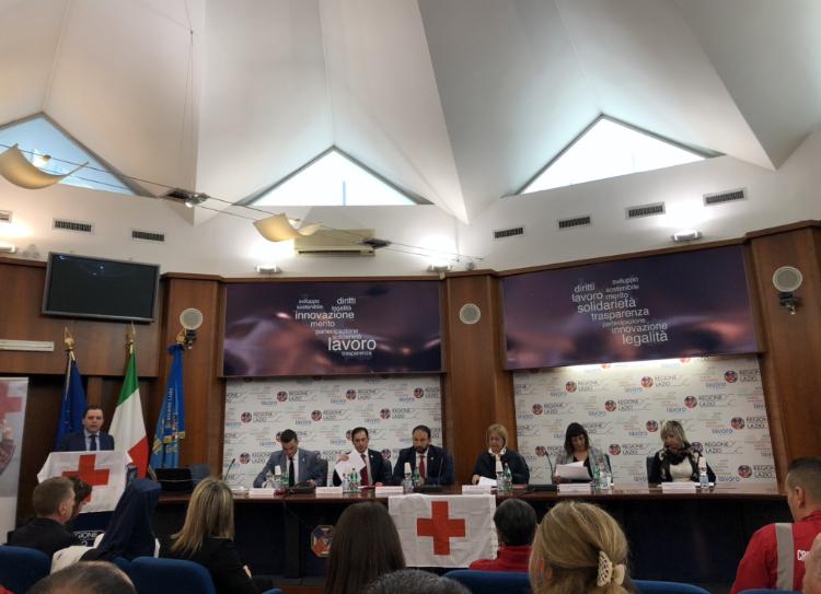 Annual Report di Croce Rossa: un'Italia che aiuta