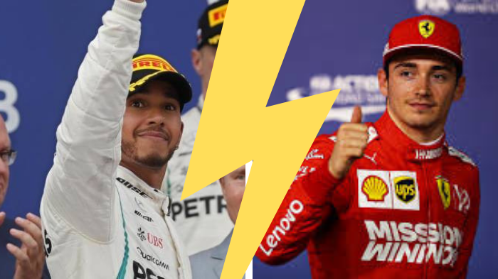 Charles VS Lewis: nel GP d'Italia scacco al re