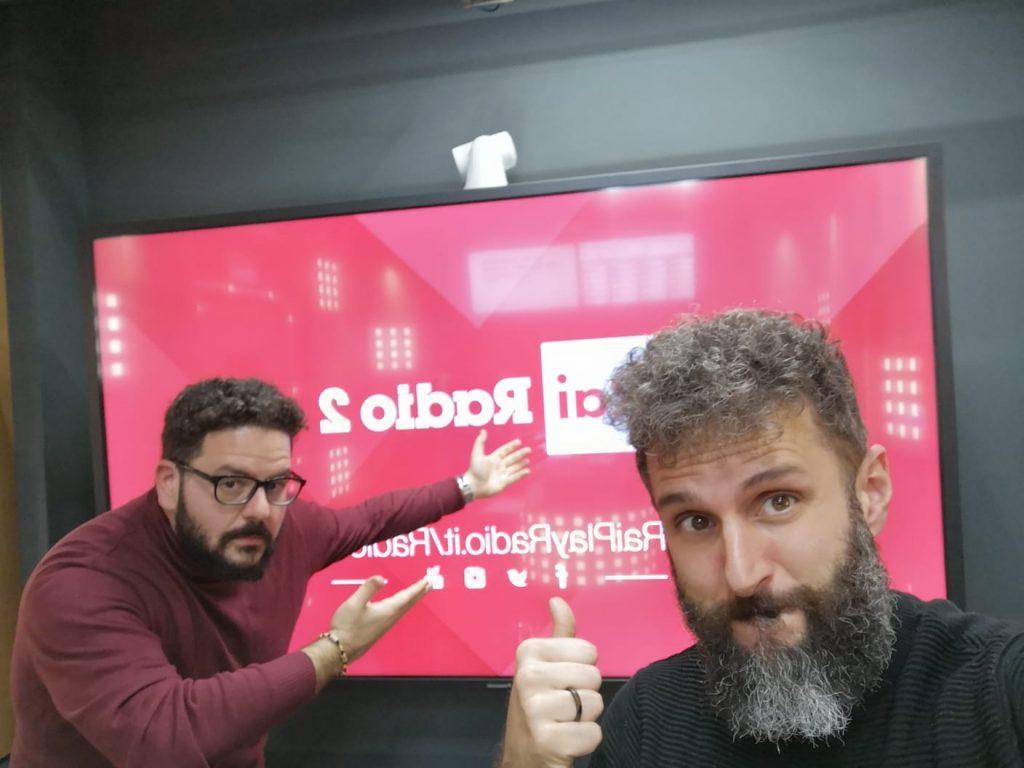 I Lunatici di Radio2: luci nella notte di un'Italia in quarantena
