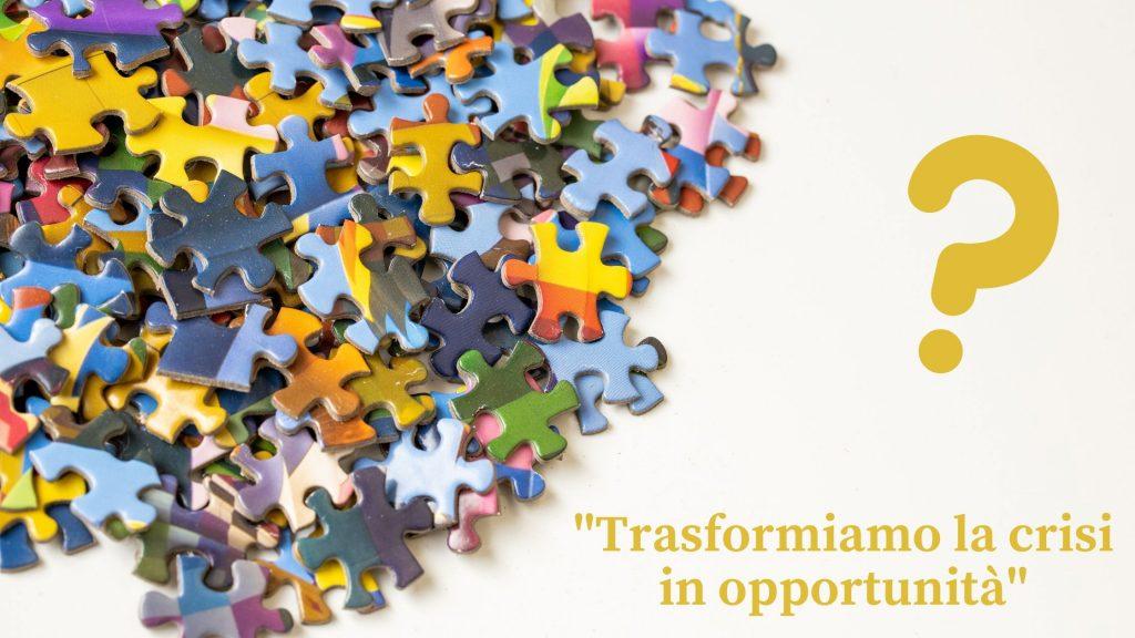 """""""Progettiamo il rilancio"""" tra sfide e opportunità"""