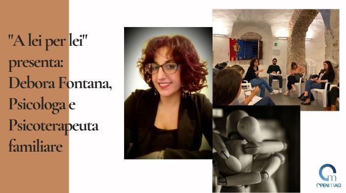 ansia da limbo- A lei per lei- Debora Fontana