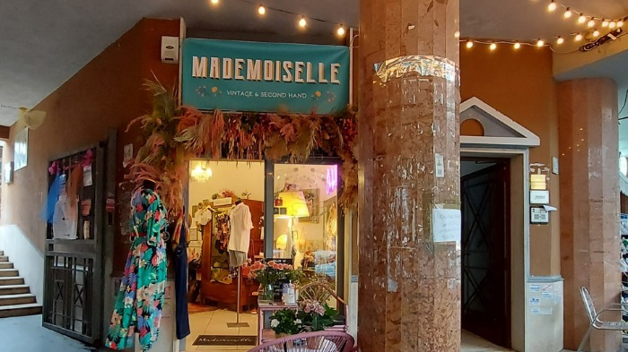 Mademoiselle Vintage Shop: un piccolo sole nel quartiere Pigneto