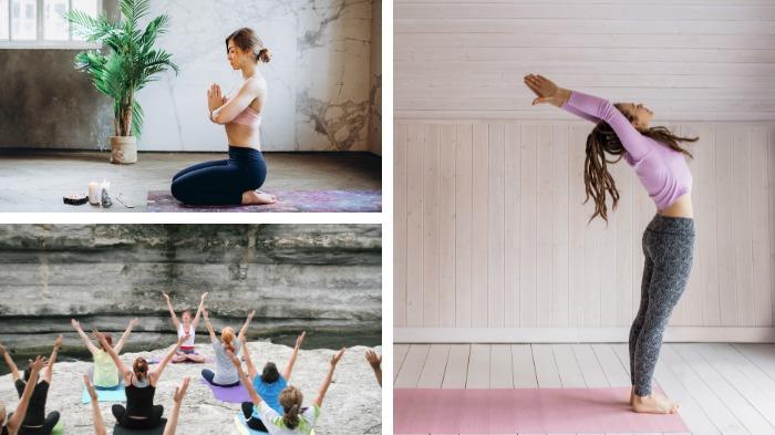 Saluto al Sole: come trovare il proprio astro interiore con lo yoga