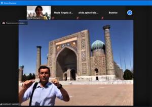 safar in uzbekistan